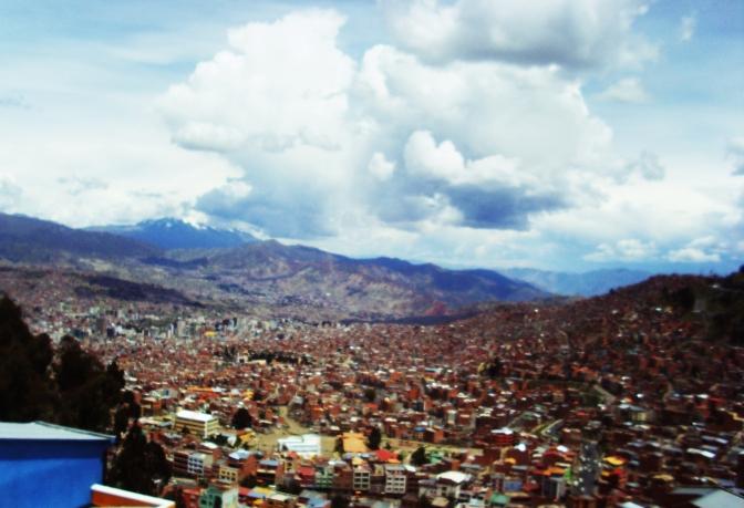 EL ALTO DE BOLIVIA