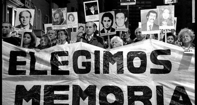 memoria-dictadura-Argentina