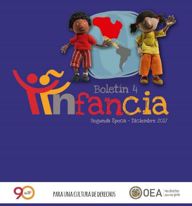 Colaboración con el Instituto Interamericano del Niño (IIN-OEA)