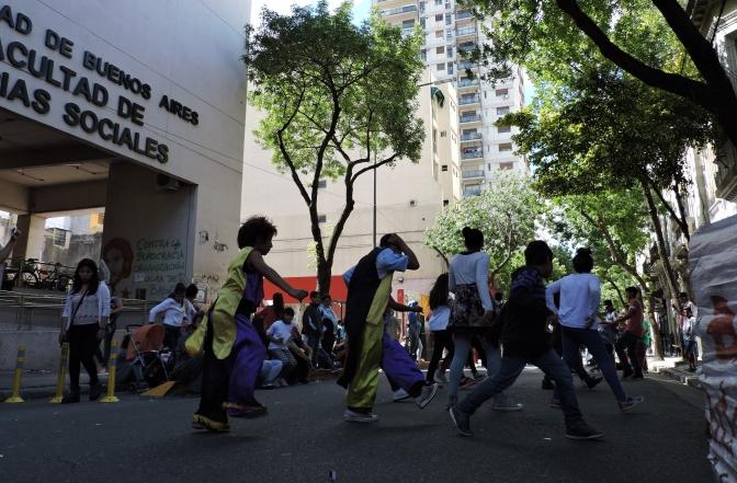 Argentina camina: III Encuentro Nacional por la Niñez